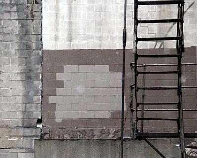 Photograph - Walls Two by A K Dayton