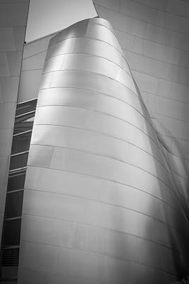 Photograph - Walt Disney Concert Hall by Pro Shutterblade
