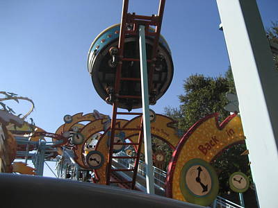 Walt Disney World Resort - Animal Kingdom - 121223 Print by DC Photographer