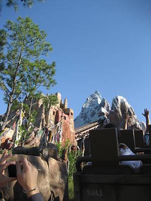 Parks Photograph - Walt Disney World Resort - Animal Kingdom - 12126 by DC Photographer
