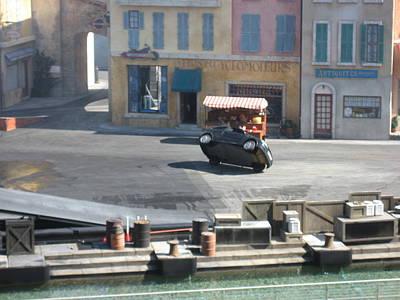Amusement Photograph - Walt Disney World Resort - Hollywood Studios - 121214 by DC Photographer