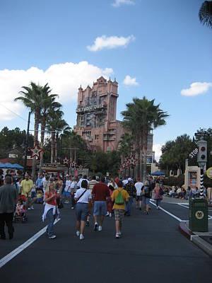Movie Photograph - Walt Disney World Resort - Hollywood Studios - 121220 by DC Photographer