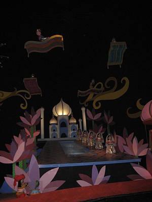 Walt Disney World Resort - Magic Kingdom - 1212112 Print by DC Photographer