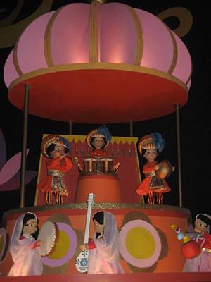 World Photograph - Walt Disney World Resort - Magic Kingdom - 1212113 by DC Photographer