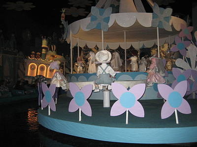 Walt Disney World Resort - Magic Kingdom - 1212122 Art Print by DC Photographer