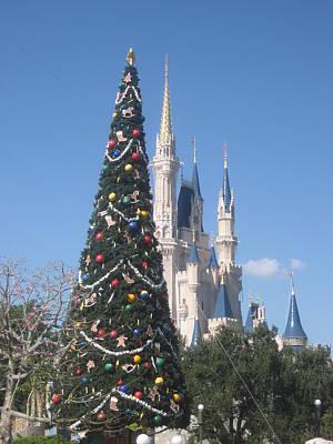 Magic Photograph - Walt Disney World Resort - Magic Kingdom - 1212133 by DC Photographer
