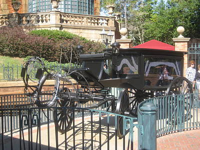 Walt Disney World Resort - Magic Kingdom - 1212142 Print by DC Photographer