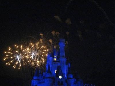 Ride Photograph - Walt Disney World Resort - Magic Kingdom - 121225 by DC Photographer