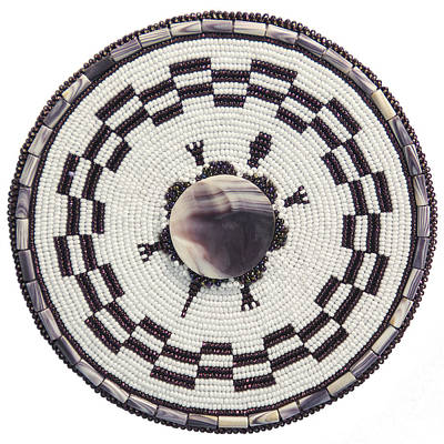 Digital Art - Wampum I by Douglas K Limon