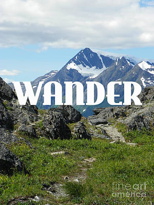 Photograph - Wander by Jennifer Kimberly