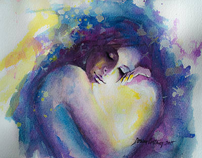 Wandering Through Dreams Original by Dorina  Costras