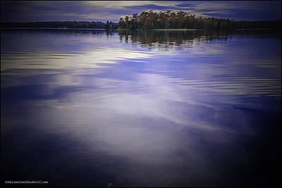 Photograph - Wanigan View Of Au Sable River by LeeAnn McLaneGoetz McLaneGoetzStudioLLCcom