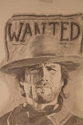 Michael Mcgrath Painting - Wanted by Michael McGrath