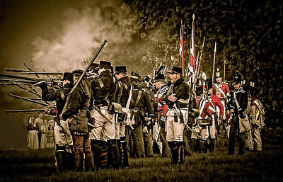 War Of 1812 Art Print