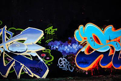 War Of The Wall Art Print by Karol Livote