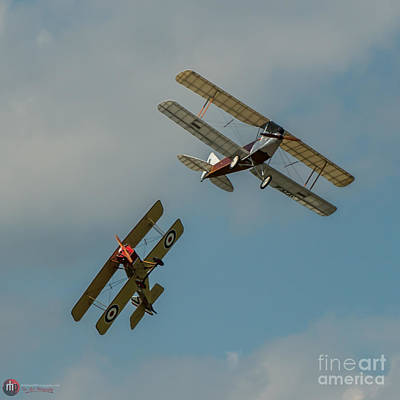 Photograph - Warbirds by Rob Heath