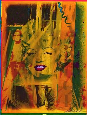 Warhol Original by Anthony Whelihan