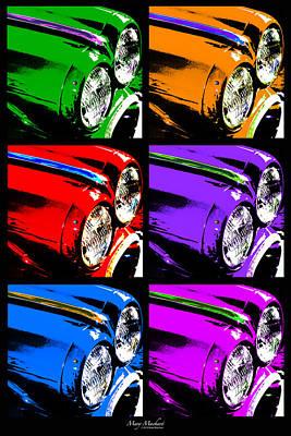 Warhol's Ride Art Print by Mary Machare