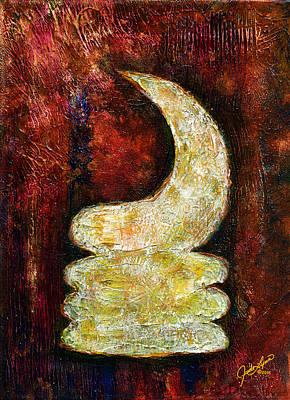 Warhorn Art Print