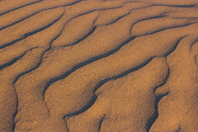 Photograph - Warm Sand by Heidi Smith