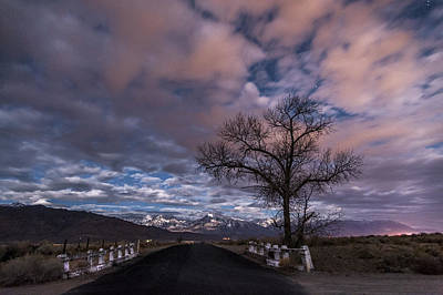Photograph - Warm Springs Rd. by Cat Connor