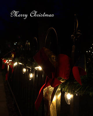Photograph - Warm Wishes by Cathy Shiflett