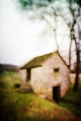 Photograph - Warner Park Springhouse by David Morel