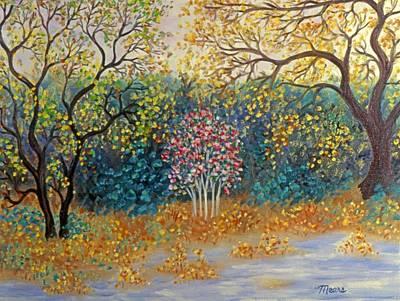 Autumn Painting - Warner Springs Two by Linda Mears