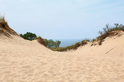 Photograph - Warren Dunes State Park by Jon Emery