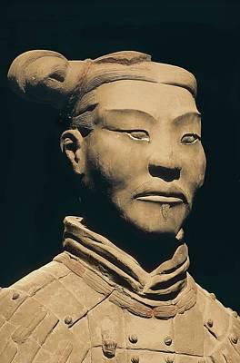 Warriors Of Xian. 221 -206 Bc Print by Everett