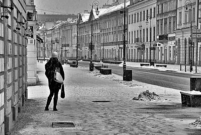 Photograph - Warsaw 1 by Steven Richman