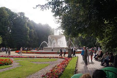 Photograph - Warsaw 2 by Mariusz Loszakiewicz