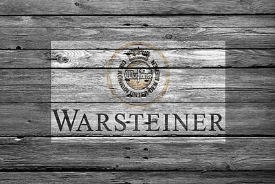 Hop Photograph - Warsteiner by Joe Hamilton