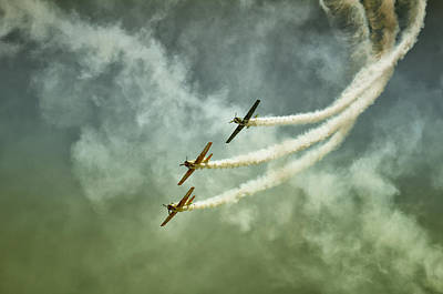 Flying Photograph - Wartime by Olari Ionut