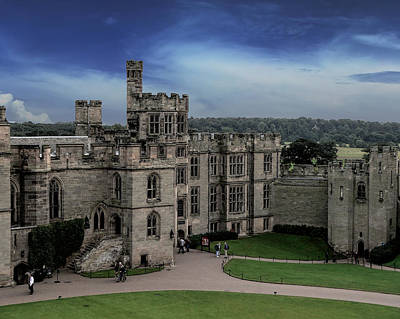 Photograph - Warwick Castle by Gordon Engebretson