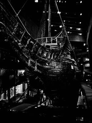 Photograph - Wasa-museum. Stockholm 2014 by Jouko Lehto