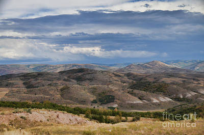 Photograph - Wasatch Mountains Utah II by Donna Greene