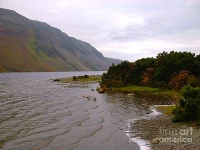 Photograph - Wasdale Pike At Wastwater by Joan-Violet Stretch