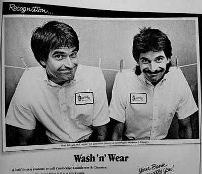 Photograph - Wash And Wear by Ed Meredith