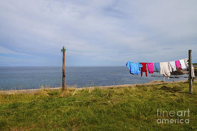 Photograph - Washing Day by Diane Macdonald