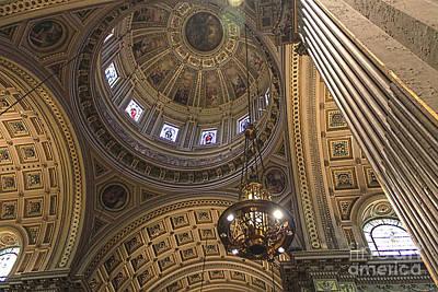 Photograph - Washington Dc Cathedral by Carlos Diaz