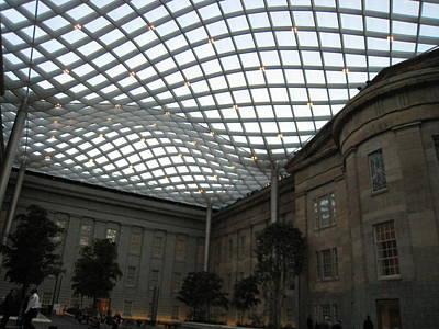 Portrait Photograph - Washington Dc - National Portrait Gallery - 12128 by DC Photographer