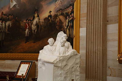Senate Photograph - Washington Dc - Us Capitol - 011324 by DC Photographer