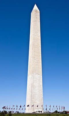 Photograph - Washington Monument by Donna Proctor