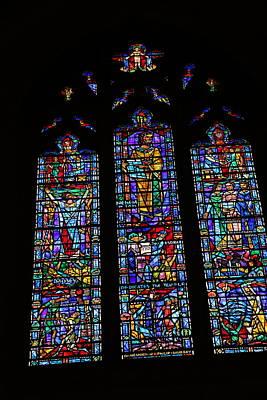 Washington National Cathedral - Washington Dc - 011313 Art Print by DC Photographer
