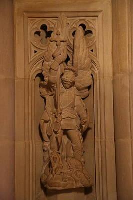 Washington National Cathedral - Washington Dc - 011326 Art Print