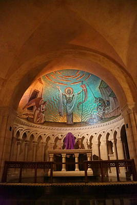 Christ Photograph - Washington National Cathedral - Washington Dc - 011337 by DC Photographer