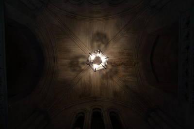 Washington National Cathedral - Washington Dc - 011342 Print by DC Photographer