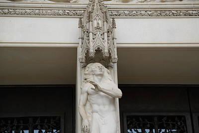 Catholic Photograph - Washington National Cathedral - Washington Dc - 011344 by DC Photographer