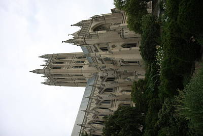 Building Photograph - Washington National Cathedral - Washington Dc - 011350 by DC Photographer